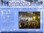 Hochzeitsband Himmelblau
