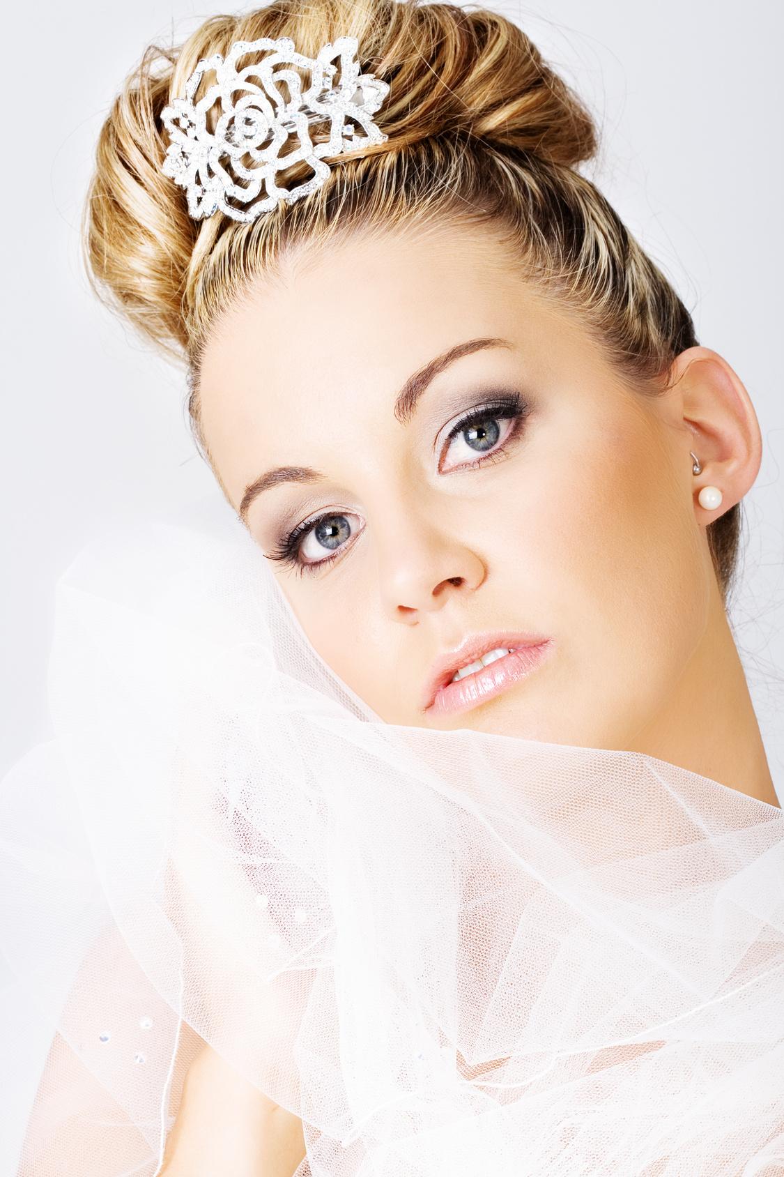 Make-up für Ihre Hochzeit